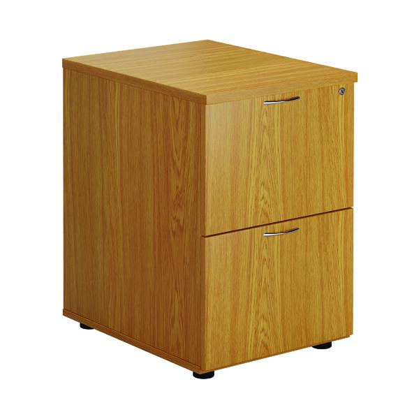 FR First 2 Drawer Cabinet Nova Oak