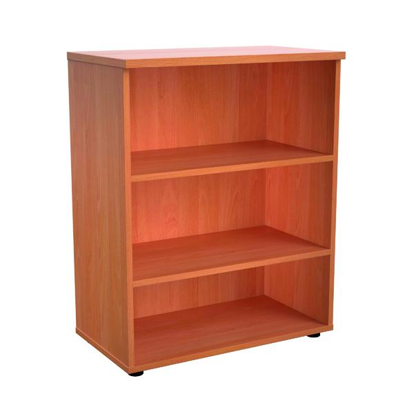 FR First 1000 Bookcase D450 Beech