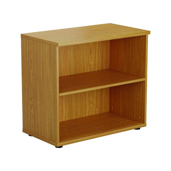 FR First 700 Bookcase D450 N/Oak