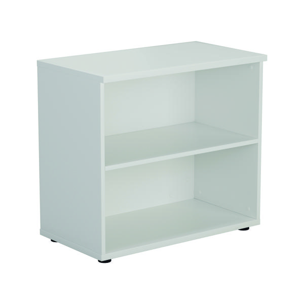 FR First 700 Bookcase D450 White