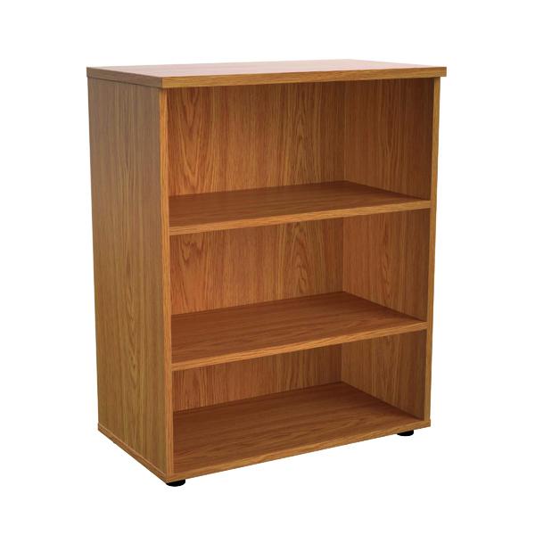 FF Jemini 1000 Bookcase D450 N/Oak