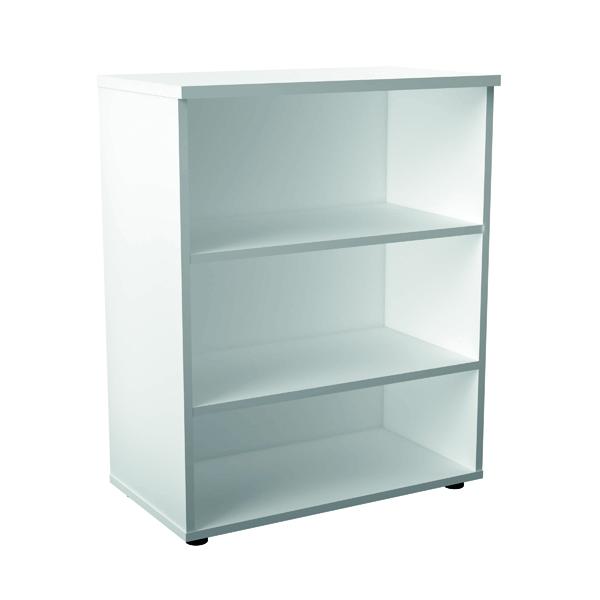 FF Jemini 1000 Bookcase D450 White