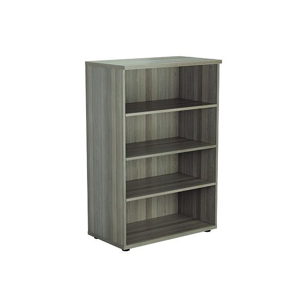 FF Jemini 1200 Bookcase D450 G/Oak