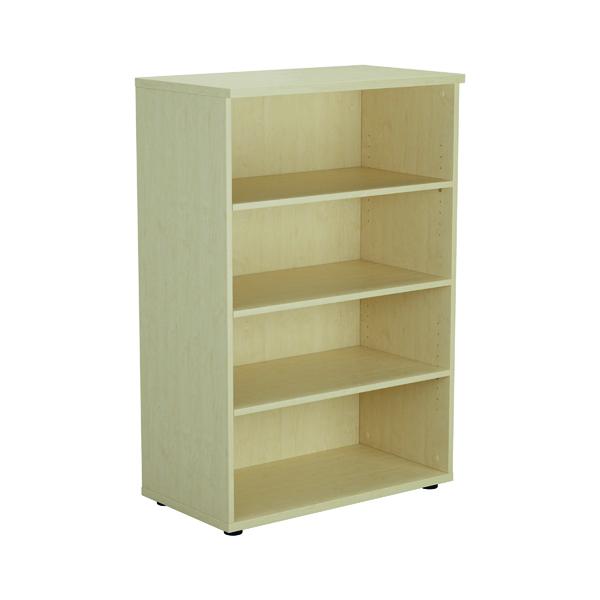 FF Jemini 1200 Bookcase D450 Maple