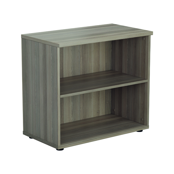 FF Jemini 700 Bookcase D450 G/Oak