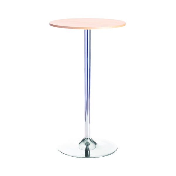 FF Arista Bch Tall Bistro Trumpet Table