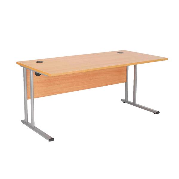 Fr First Rect Cant Desk 1200 Beech