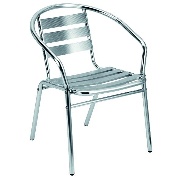 FF First Aluminium Chair