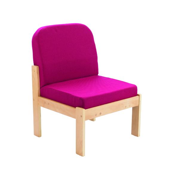 FF First Reception Side Chair Clrt
