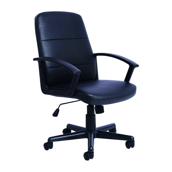 FF FIRST PU LEATHER MANAGER CHAIR