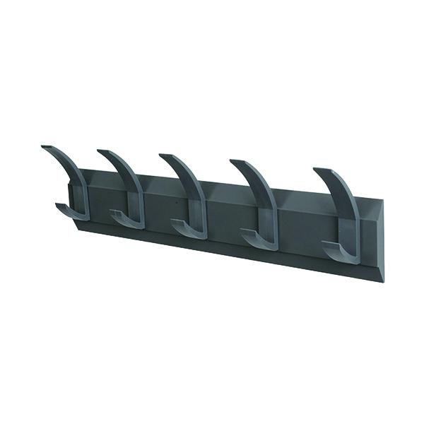 FF Acorn Coat Rack Wall 5 Hook