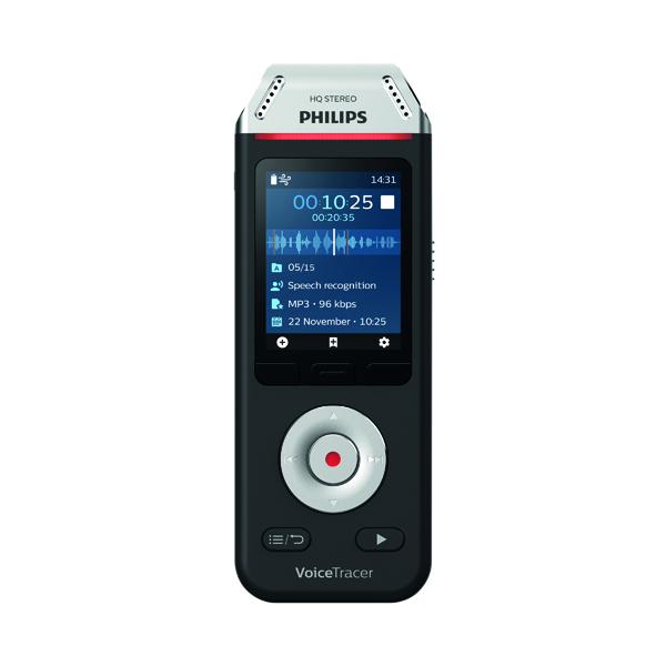 Philips Recorder and Speech Set