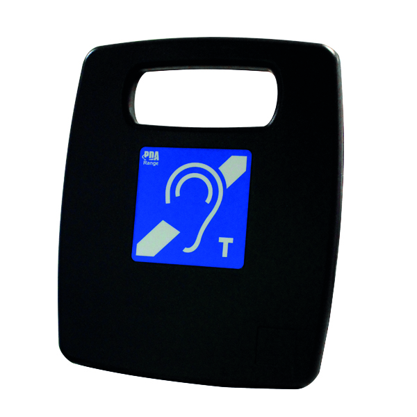 Portable Black Induction Loop 322988