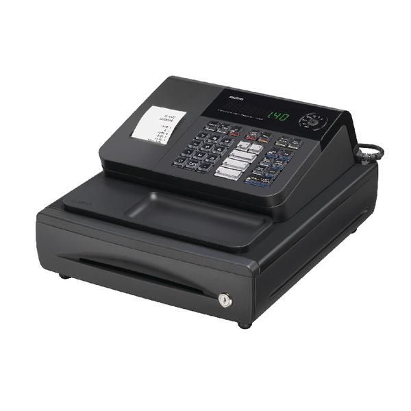 Casio Cash Register Black CASIO SEG1